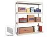 HALLOWELL RIVETWELL™ SHELVING WITH DOUBLE RIVET BEAM